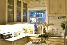 Kitchen Ideas / by Nancy Bull
