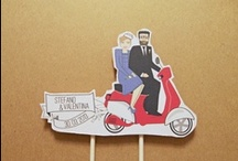Hipster Wedding / Check out our Etsy Treasury List! http://www.etsy.com/treasury/MzA5OTc1NzV8MjcyMTk1MDExMw/hipster-wedding