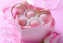 Cor de rosa, pink, magenta.