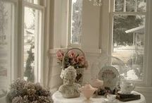 Shabby Chic, Cottage, Vintage