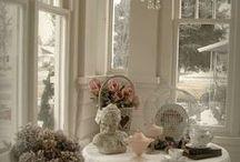 Shabby Chic, Cottage, Vintage