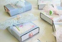 Papel- artesanato bem bolado com cartonagem, papel, papelão e embalagens de papel. / by Adriana Santos