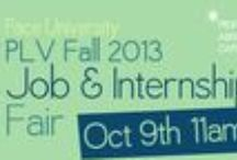 Fall 2013 Events / by Pace University Career Services