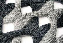 Knit techniques