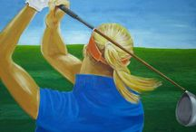 Golf / Outfit,quotes,art