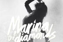 Marina & The Diamonds / by Michael W