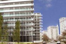 TRANSFORMATION OF A RESIDENTIAL BUILDING, SAINT-NAZAIRE_LACATON & VASSAL / Fotografía: Philippe Ruault