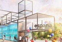 PABELLÓN ESPAÑOL EN LA EXPOSICIÓN DE MILÁN_TERRADAS ARQUITECTOS