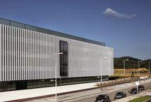 Edificio Sede del Parque Científico de la UPV_ACXT-IDOM /  Fotos / Photographer: Aitor Ortiz