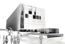 PALACIO DE CONGRESOS Y EXPOSICIONES EN SEGOVIA_ÁNGEL INCLÁN BUSTA / Proyecto Fin de Carrera. IE Universidad
