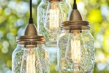 Light Fixtures / by Mary