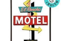 Retro Americana / Inspired by mid-century USA, Pop Art prints on various retro Americana themes - from bodybuilders to motel signs, diners to Las Vegas.  http://artandhue.com/product-tag/retro/