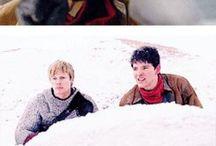 Merlin <3 / Basically anything Merthur