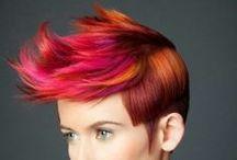 kleur rood/koper/ginger