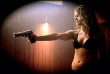 Celebrities with Weapons: The Female Warriors / What is your gun?