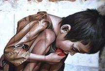 Arte urbano / by Rosalía Sastre Velasco