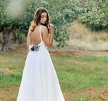 Wedding Editorial in Greece / wedding inspiration & ideas for your wedding in Greece.