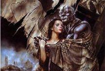 Luis Royo Fantasy Gallery / Fantasy Art Gallery