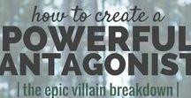 Pre-Writing / Planning Your Novel, Pre-Writing, Writing, Characterization, Plotting