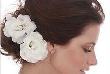 Hair . Bride