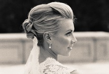 Bridal Hairstyle / #Bridal #Hairstyle #Coiffure #Updo