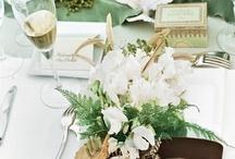 Place settings / mise en place, weddings, tables, reception, ideas, design
