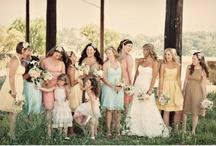My Sweet Wedding - Bridesmaids / by Sanna Kulmala
