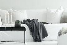 Decor / Beautiful and inspiring homes