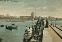 Porto de Leixões / O Porto de Leixões (Matosinhos-Leça) ao longo dos anos...