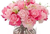 Decorative arti flowers for your home
