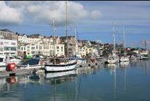 Guernsey / 6 maanden stage op het mooie Guernsey! Bij hotel St Pierre Park 2010