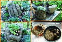 Yard arts and crafts