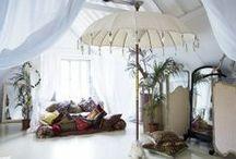 retro bedrooms