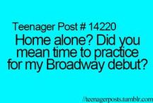 That's my life!
