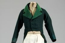 Men's Regency Fashions