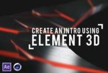 Tutorials | Element 3D