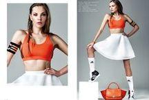 Fashion Sport / Woman, fashion, sport