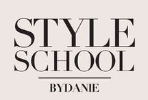 STYLE SCHOOL BYDANIE ★ STUDENTS NETWORK / Dear all, this board is an invite to share your favorite pin with all Style School Stylist. We hope you create a wonderful, inspiring, lovable new board. If you want start pinning on this board, please send us a message and we'll add you to the board. We can't wait to see your pins here! Style School ByDanie (Please be selective about what you pin on this board! Thank you!)