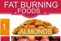 Fatburner Food / Lebensmittel die man essen sollte um gesund abzunehmen
