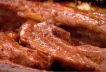 Recipes in Hungarian - meats / Húsos receptek magyarul