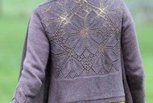 Knitting / Cardigans / Modern