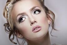 Holly Phillip's Beauty shoot / Photographed for Alistair Cowin's Beauty Books and the model's Portfolio.  MUA: Ruth Hancox