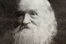 Beards of History - The Victorians / In the Victoria era (1837–1901) beards really took off. Our founder Duncan Napier had a most luxuriant beard. This board follows the development of the Victorian beard craze.