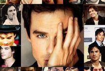Damon Salvatore/Ian Somerhalder❤️