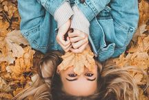 Autumn  / Get inspired by the Autumn photos <3