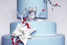 Torta dekorációk / Csodálatos torta költemények...
