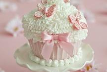Cupcake / Hogyan díszítsünk muffinokat, hogy a végeredménytől leessen mindeki álla.:-)