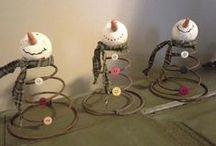 Christmas/Winter Crafts & Decor
