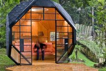 Outdoor Work Spaces / One can dream...can't they?