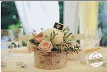 Italian style | Centerpieces & Decors / Centerpieces, Mise en place & Decors from Italian Weddings